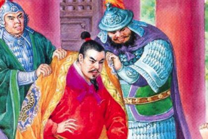赵匡胤黄袍加身,可是宋朝龙袍是以红色为主