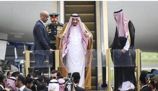 中东国家那么富有,为什么没有一个是发达国家