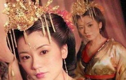 武则天到底长什么样的 为什么李世民这么的不爱她呢