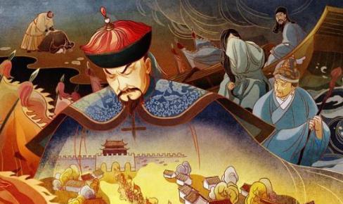 农民起义军农民起义军的克星—洪承畴!皇太极是怎么搞定他的?