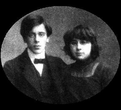 茨维塔耶娃:与丈夫的哥哥的不伦之恋