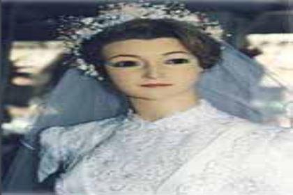 人体模特 墨西哥著名鬼新娘帕斯卡拉简介