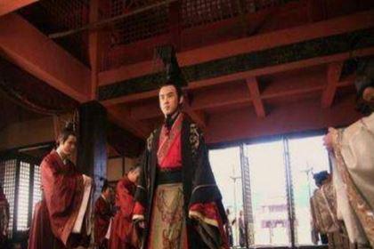 赵子儿为什么会被刘邦俘虏去后宫?事情的原因是什么