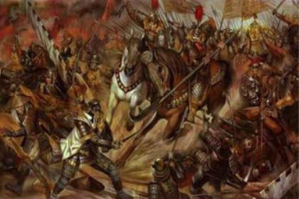 萧铣坐拥四十万兵马不战而降!不知是该说他仁道还是无能!