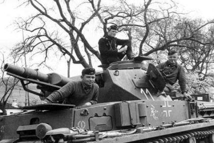 入侵南斯拉夫之战简介 战争是在什么样的背景下打响的