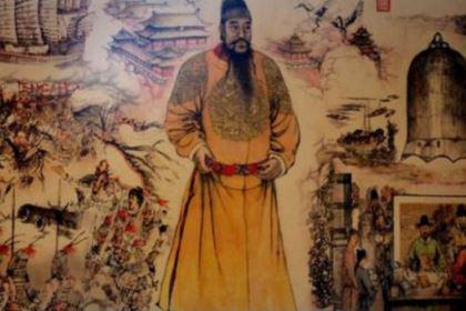 朱棣夺权称帝,巧削藩王,为什么会留着朱盘烒?