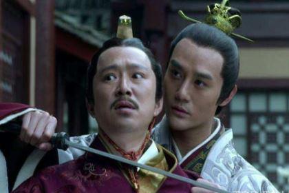 陈叔陵:发动叛乱仅八小时便被人割下头颅