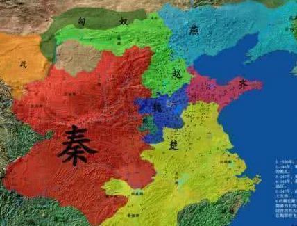 长平之战后,赵国为什还能崛起?因为有这三位大将
