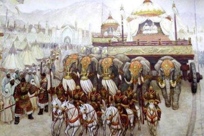 起儿漫王朝:契丹贵族建立的最后一个政权