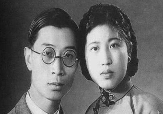 盘点民国时期携手到老的姻缘,朱梅馥是因她宽容