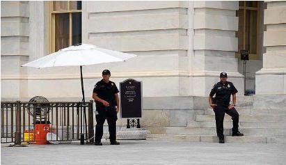 美国国会大厦实拍纪录 美国人心中的世界权力中心