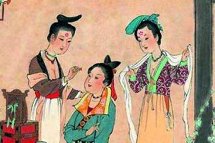 寿阳公主的梅花妆是怎么流行起来的?