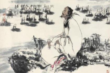 刘禹锡游玄都观干了什么?为什么游完就被贬了?
