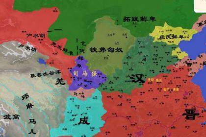 """揭秘:历史上的""""前赵""""和""""后赵""""有何不同?"""