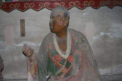 优婆离:佛陀十大弟子之一,出身首陀罗种,为宫廷之理发师
