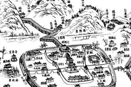 唐华清宫覆盖范围有多大?规模形制简介