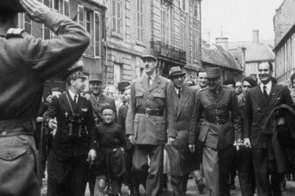 二战中法国自称陆军第一强国,为什么那么快就投降德国?