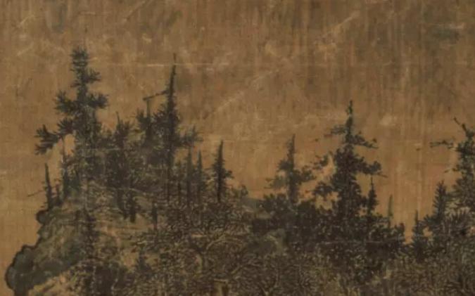 中国山水画的一座巅峰:范宽的《溪山行旅图》