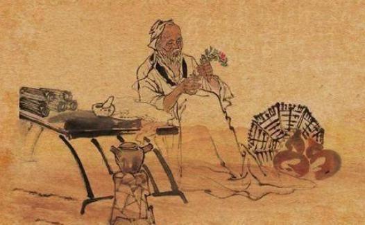 """卢照邻:""""初唐四杰""""中最惨的诗人,最后悲伤投河"""