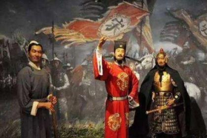 赵昀当上皇上后,与内蒙定下了什么联盟?