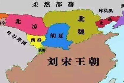 五胡十六国之一:胡夏国是怎么灭亡的?