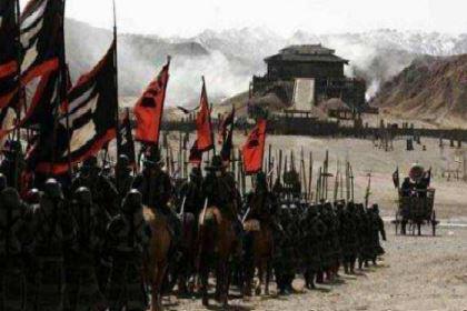 成大心:春秋最强少年将军,十五岁力敌晋国大将