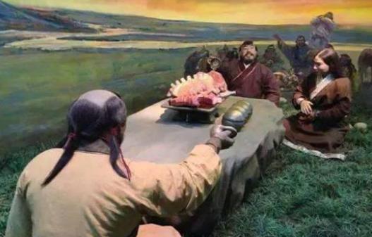 刘邦的脑残粉为他姓氏都改了!耶律阿保机为什么这么崇拜刘邦?
