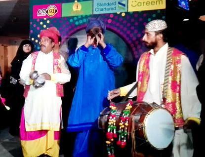 旁遮普人有着怎样的文化?平时有着哪些娱乐方式
