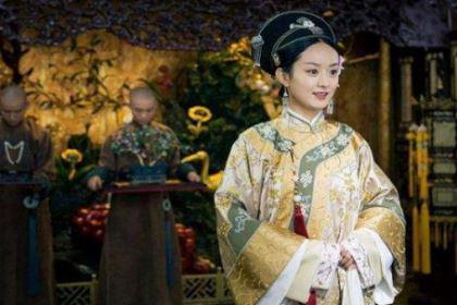 兆佳氏是康熙亲选的儿媳,与丈夫狂生7胎