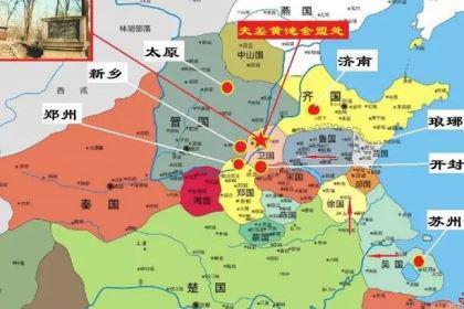 吴王夫差与晋定公在黄池争霸,最后到底谁胜了?