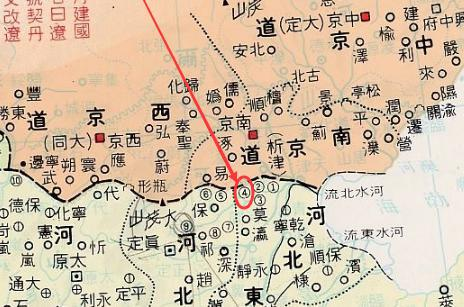辽朝为何向北宋索要十县之地?十县之地是哪十个县