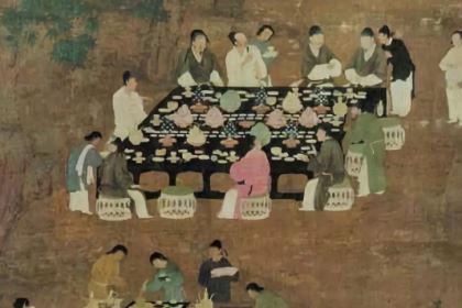 """古代人""""一日几餐""""?秦汉一天两顿饭"""