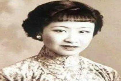 溥仪的三妹爱新觉罗·韫颖,为什么一生都不想在踏入日本?