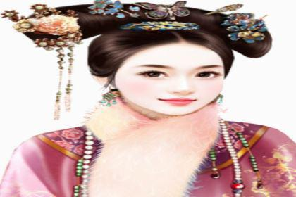 和硕端静公主的生母不受宠,她却被康熙帝视为掌上明珠