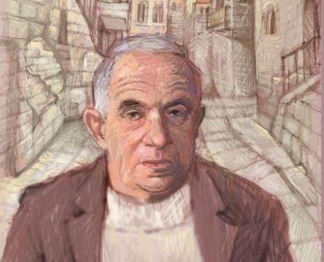 """耶胡达·阿米亥:以色列当代诗人,""""帕马奇一代""""代表人物"""