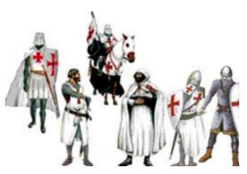 中世纪天主教军事组织:圣殿骑士团的由来
