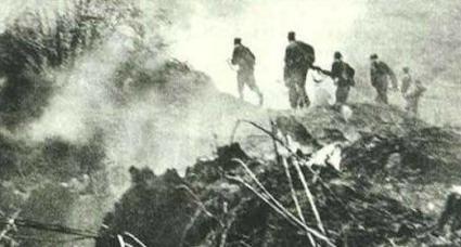 瓦弄之战期间战士陈代富用生命 为部队前进扫清了道路