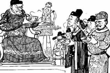 朱元璋喝珍珠翡翠白玉汤,做汤的为什么是两个乞丐?