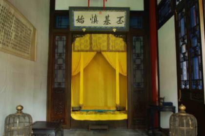 古时候皇帝的寝宫为什么只有十平米 为什么不建大一点呢