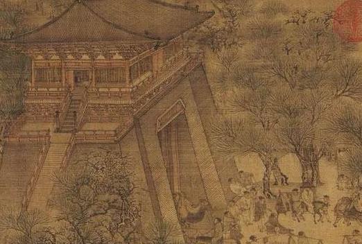 """《清明上河图》中的那道城门,是""""汴京保卫战""""中的哪道门"""