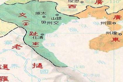 安南属明时期:越南是怎么脱离明朝统治的?
