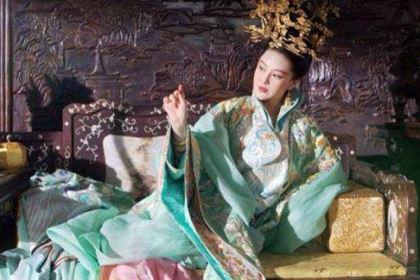 徐昭佩画了半面妆后,皇帝为什么会生气?