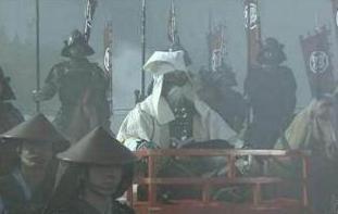 大谷吉继为什么总是戴着白头巾?他是怎么死的