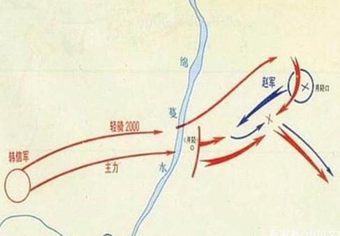 韩信的背水战术到底有多厉害 古往今来没人能将在战场上还原