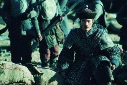 讷亲和珅前最红的人,为什么会被乾隆杀掉?