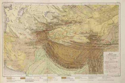 关于李希霍芬的评价是怎样的?他对中国的地质研究学有什么贡献