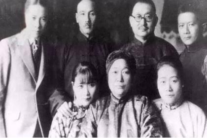 著名的宋氏三姐妹,是怎样一个女人培养出来的?