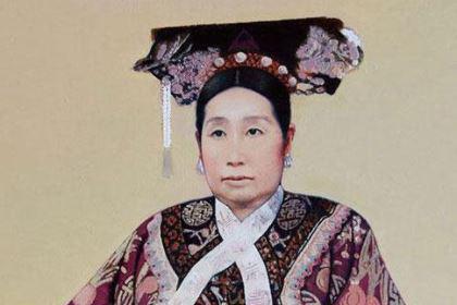 庄和皇贵妃为什么被封皇贵妃,她的姑姑却只是个嫔?