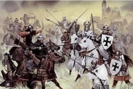 蒙古帝国西征为什么不直接挺进西欧 却止步于东欧呢
