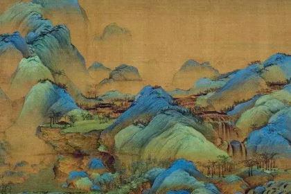 宋朝神秘天才少年王希孟,一生就留下了一幅作品